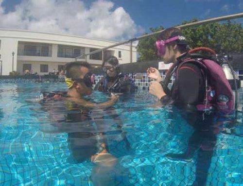 【奔向大海】學潛水就到深度潛水CP值超高♥潛水度假中心(初級潛水員考證全紀錄)